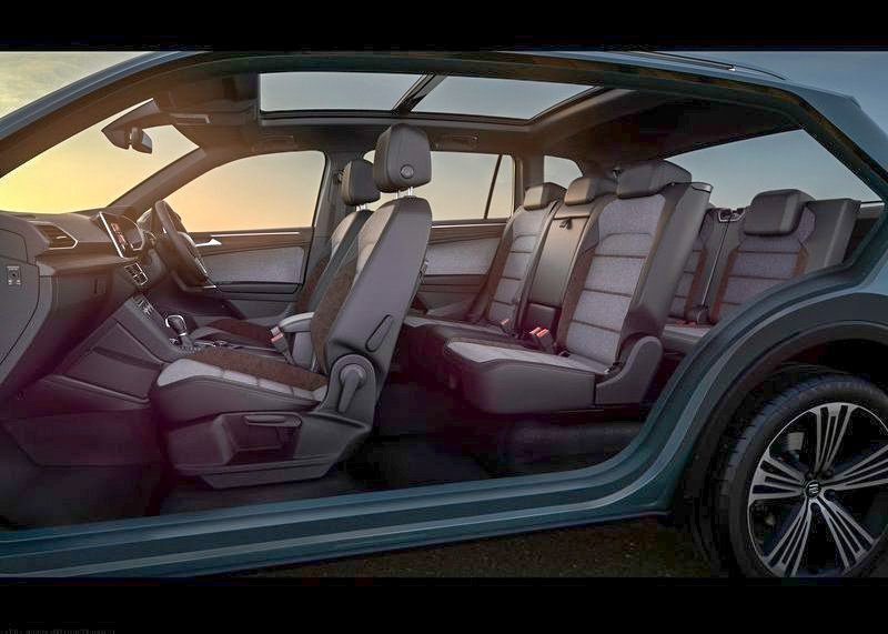SEAT Tarraco Interior