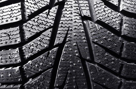 Picture of tyre tread