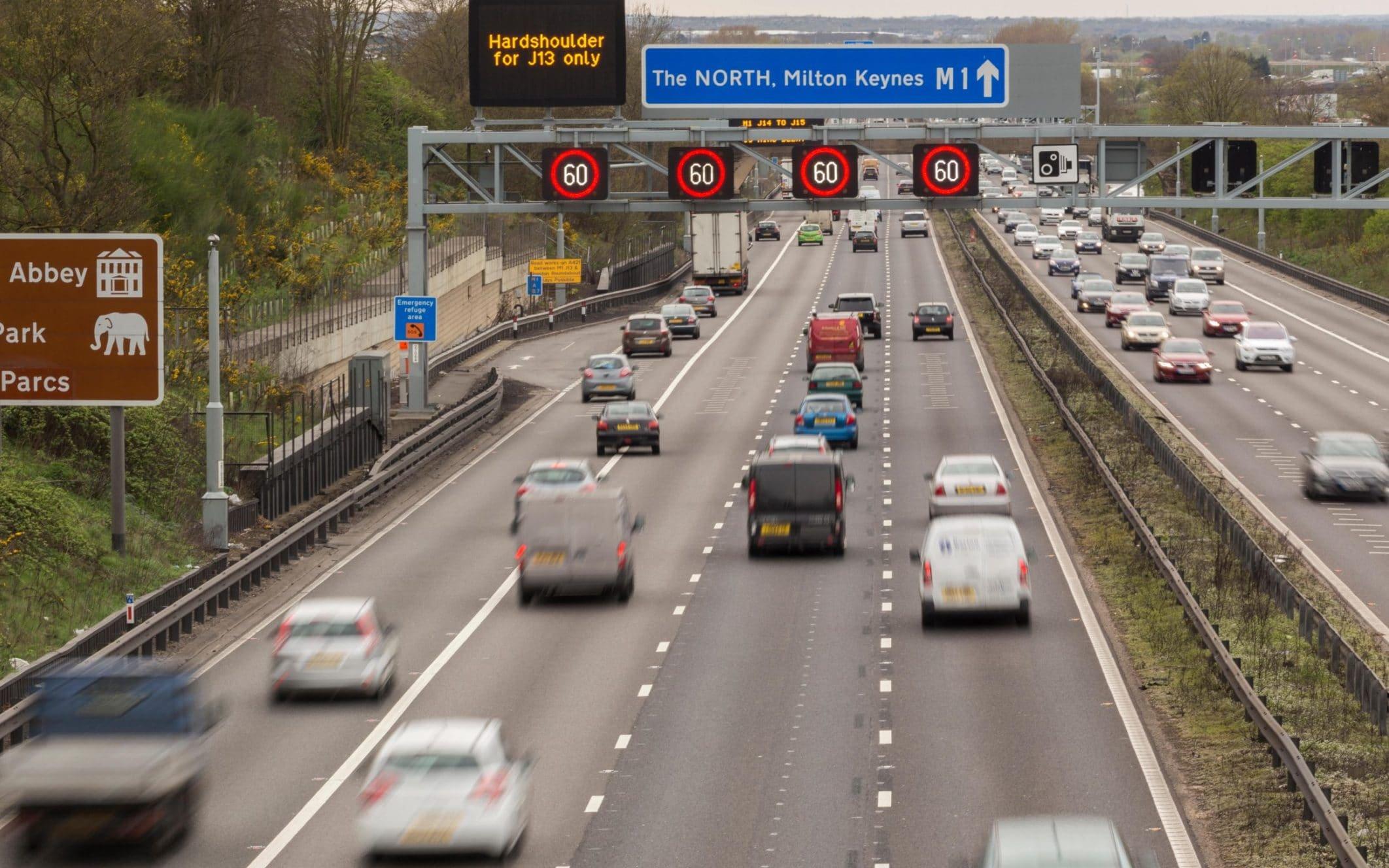 Smart Motorway and Refuge area