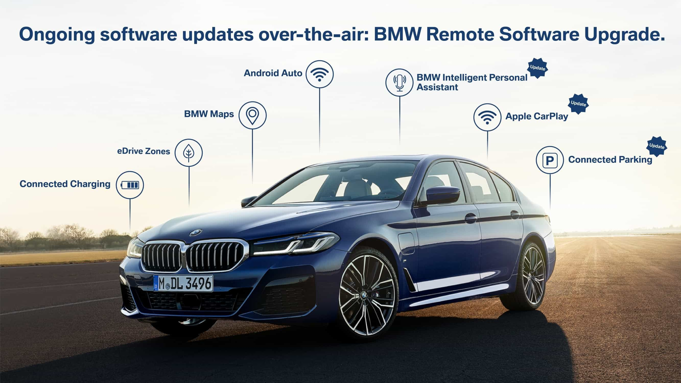 BMW OS7 Upgrade to drive