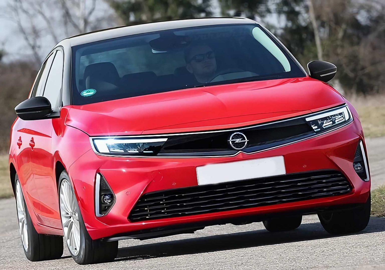 Vauxhall Astra 2021
