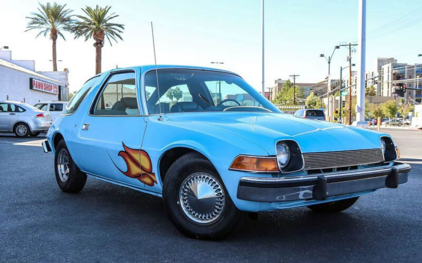 AMC Pacer Waynes World