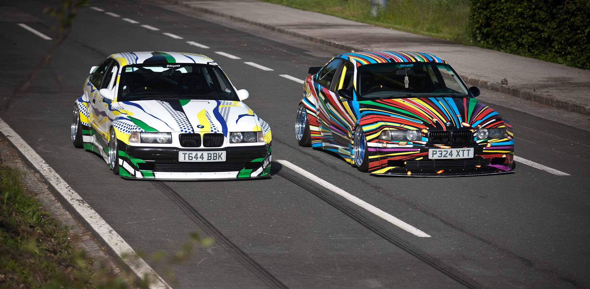 Players Show BMW 3 Series