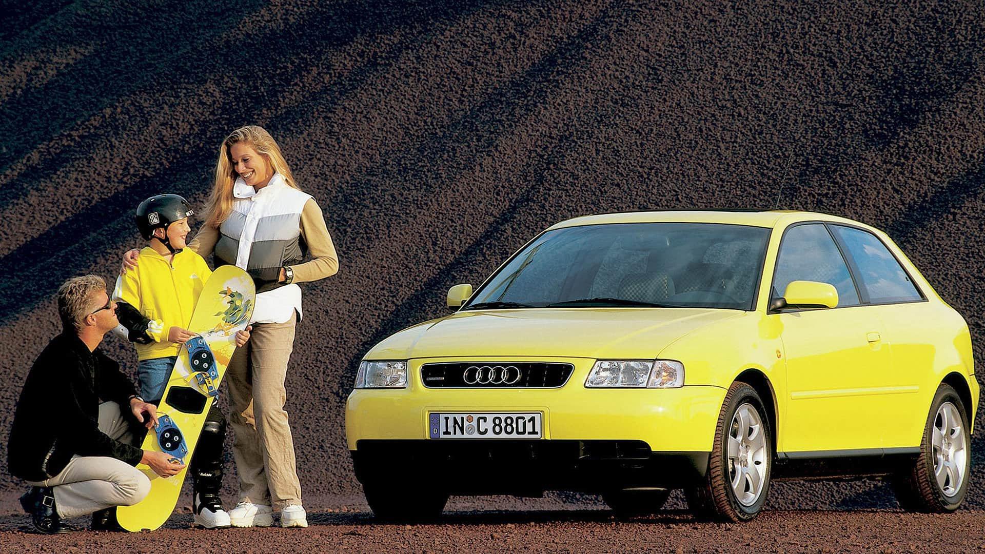 Audi A3 3 Door