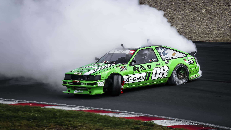 AE86 Drift