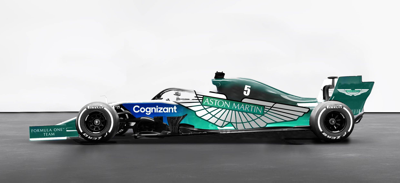 Leasing Options Aston Martin F1