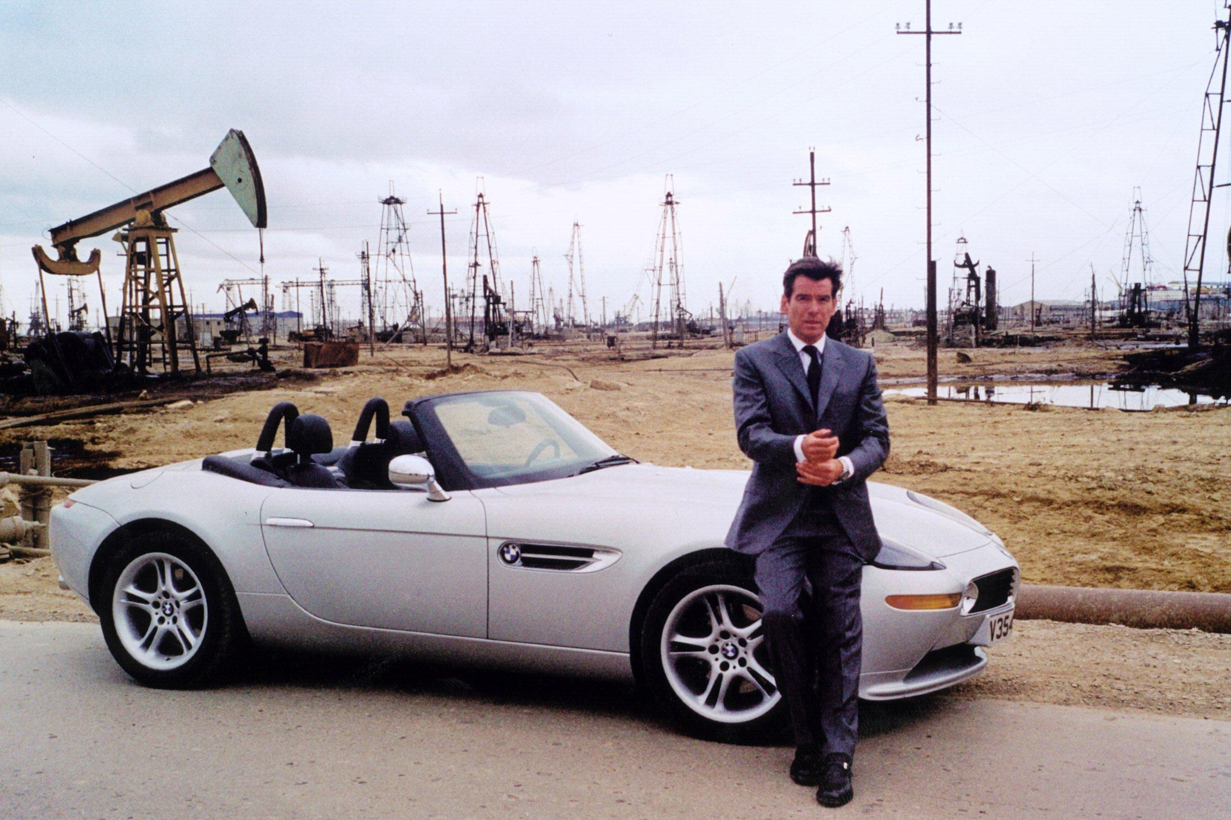James Bond BMW Z8