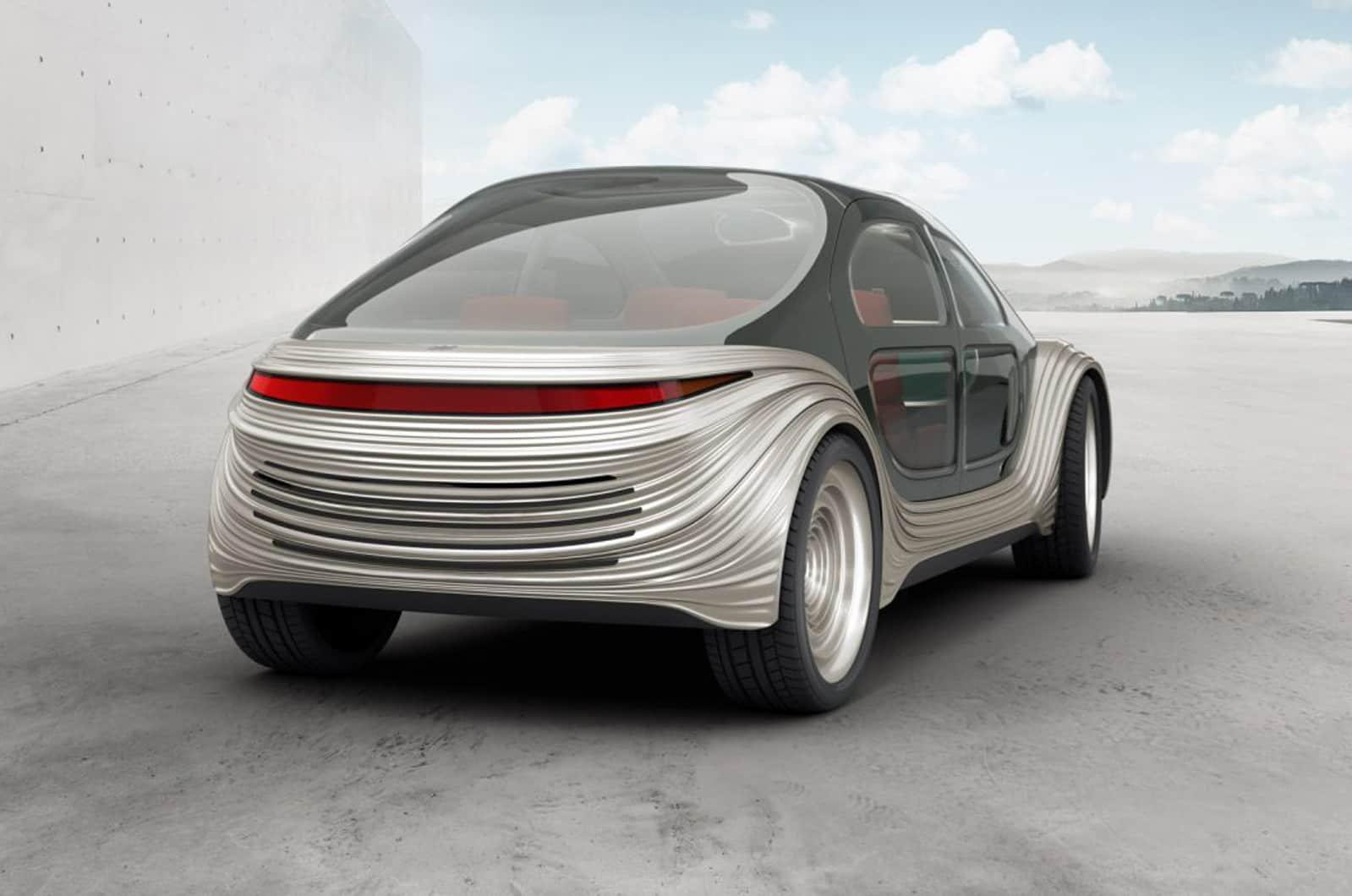 Airo Concept Rear