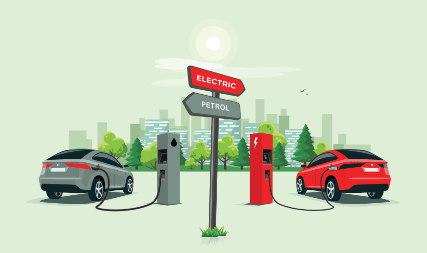 Electric or Petrol