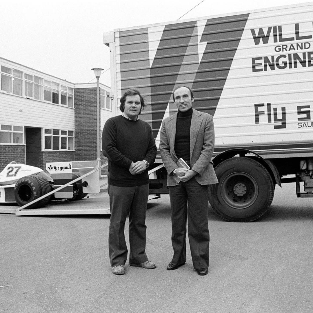 Williams Grand Prix Engineering | Frank Williams