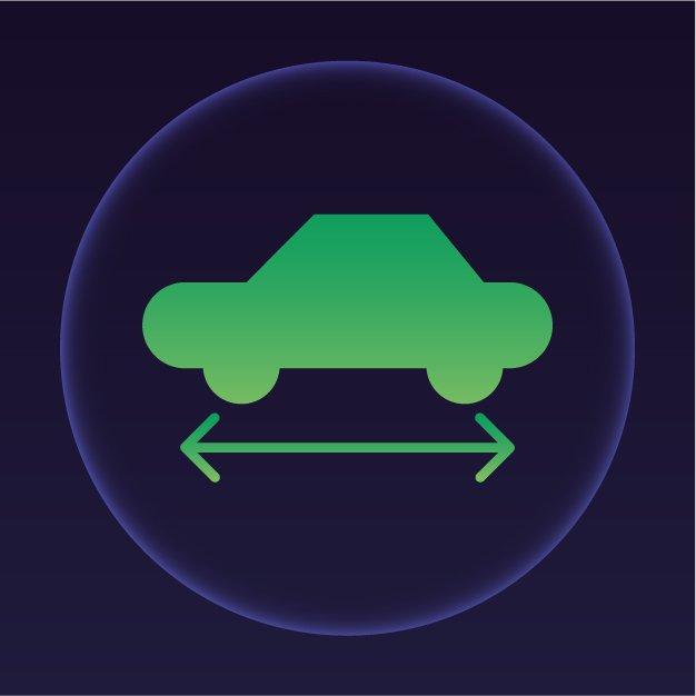 Ready to Drive symbol