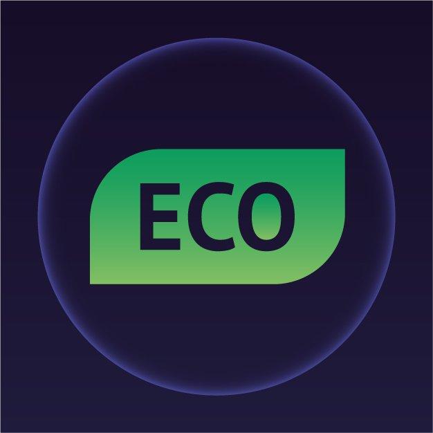 Eco Mode Symbol