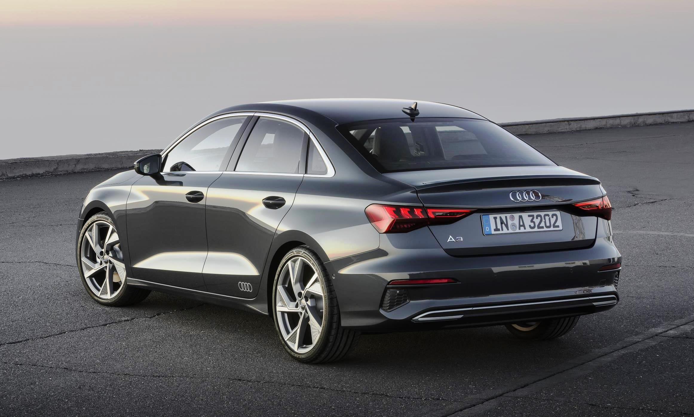 2020 Audi A3 saloon