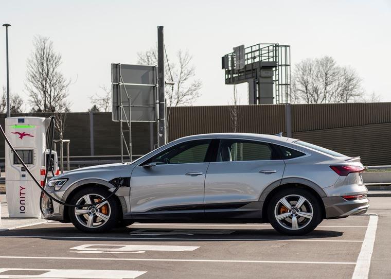 EV charging vs capacity