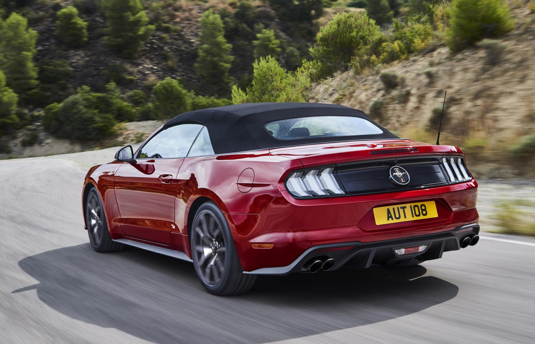 Ford Mustang 56th birthday