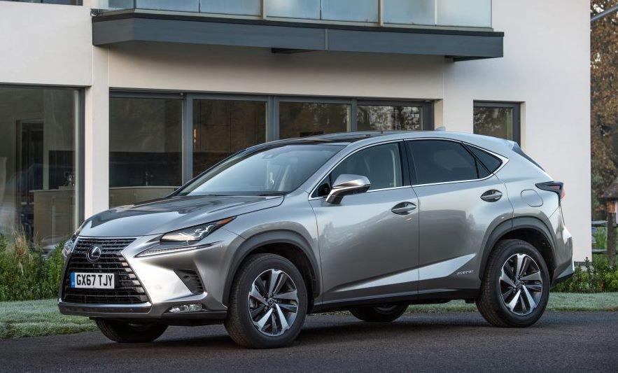Lexus SUV sales